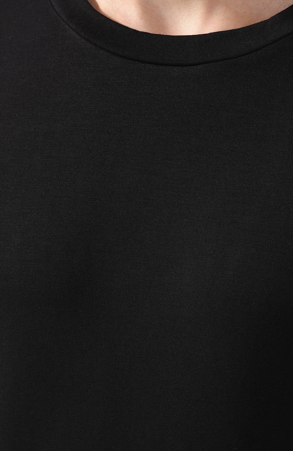 Лонгслив из вискозы | Фото №5