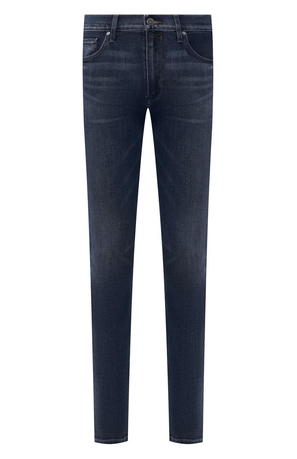 Мужские джинсы PAIGE синего цвета, арт. M653C72-7156 | Фото 1