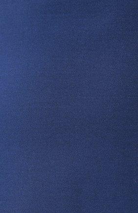 Женская юбка-миди BOSS синего цвета, арт. 50414831 | Фото 5