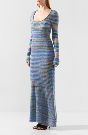 Платье-макси | Фото №3