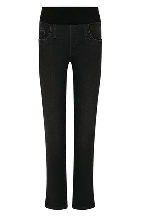 Женские джинсы PIETRO BRUNELLI серого цвета, арт. JPSC50/DE0091 | Фото 1