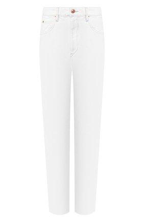 Женские джинсы ISABEL MARANT ETOILE белого цвета, арт. PA1360-19A022E/C0RSYJ | Фото 1