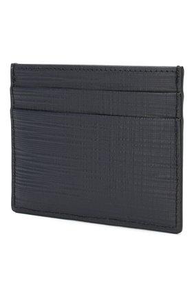 Мужской кожаный футляр для кредитных карт ERMENEGILDO ZEGNA синего цвета, арт. E1139J-LHJAK | Фото 2