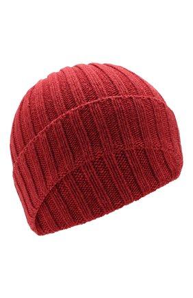 Мужская шерстяная шапка INVERNI красного цвета, арт. 4213CM | Фото 1