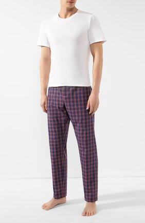 Мужские хлопковые домашние брюки ROBERTO RICETTI разноцветного цвета, арт. PANTAPA/LXR904 | Фото 2