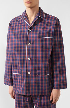 Мужская хлопковая пижама ROBERTO RICETTI разноцветного цвета, арт. VENEZIA/LXR904 | Фото 2