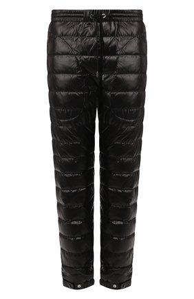 Мужской утепленные брюки 2 moncler 1952 x valextra MONCLER GENIUS черного цвета, арт. E2-091-11912-00-68950 | Фото 1