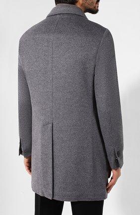 Шерстяное пальто | Фото №4