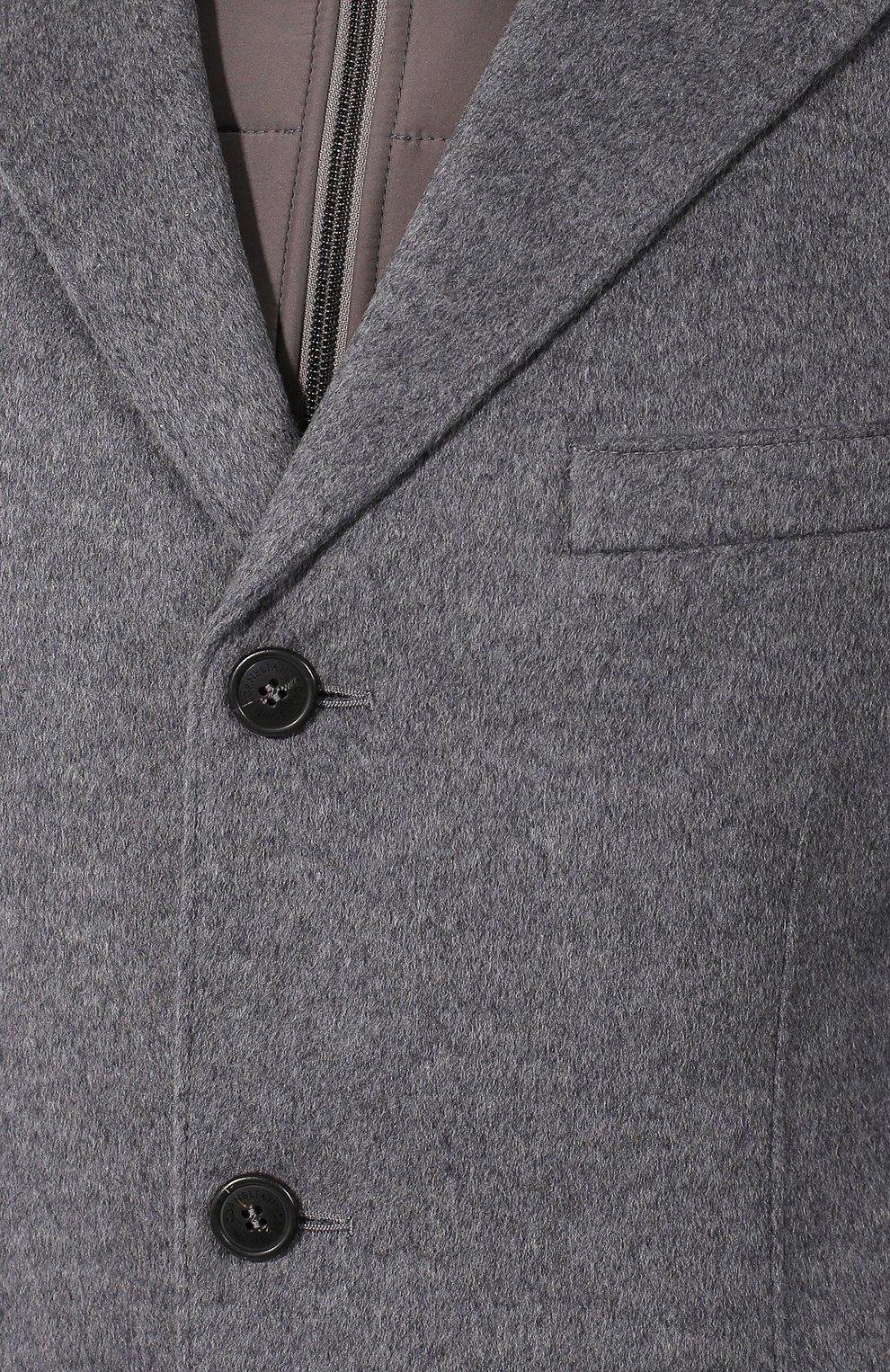 Шерстяное пальто | Фото №5