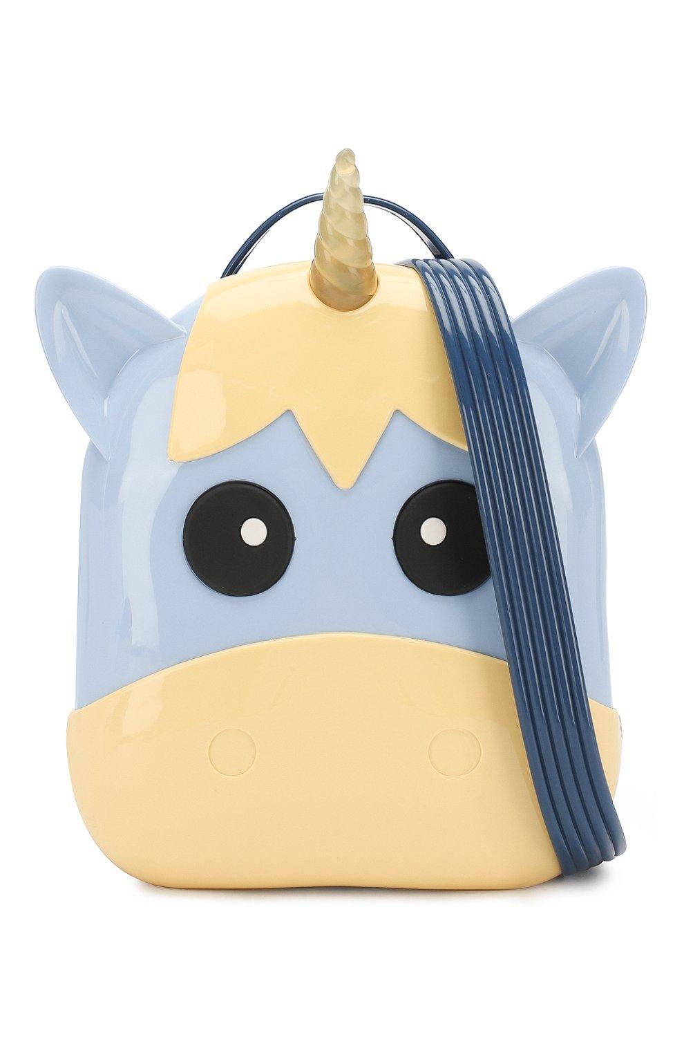 Детская рюкзак mini unicorn MELISSA синего цвета, арт. 34164 | Фото 4