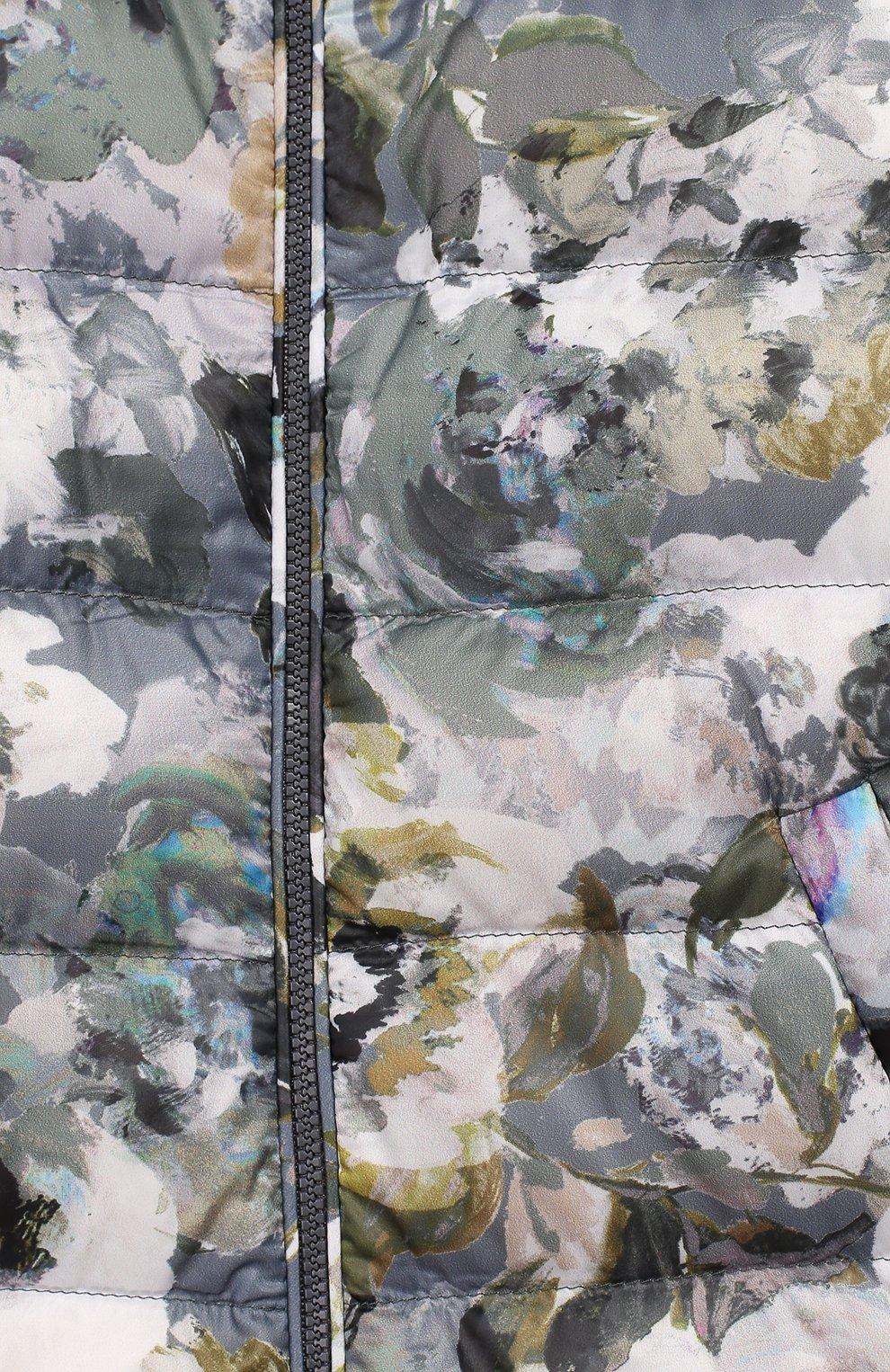 Детский пуховый комбинезон CHEPE разноцветного цвета, арт. 391270 | Фото 3