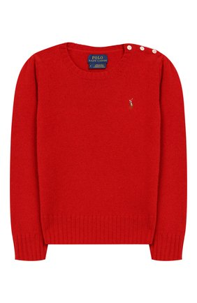 Пуловер из шерсти и кашемира | Фото №1