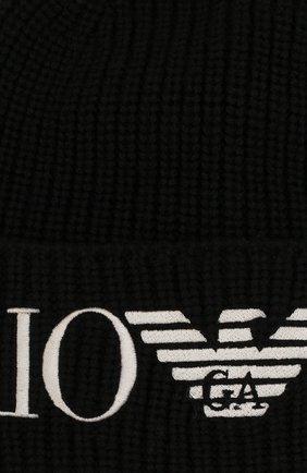 Шерстяная шапка   Фото №3