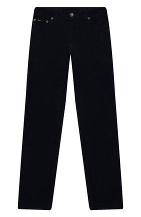 Детские джинсы POLO RALPH LAUREN темно-синего цвета, арт. 323749111 | Фото 1