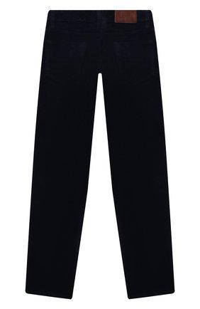 Детские джинсы POLO RALPH LAUREN темно-синего цвета, арт. 323749111 | Фото 2