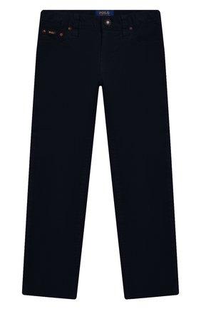 Детские джинсы POLO RALPH LAUREN темно-синего цвета, арт. 321749111 | Фото 1