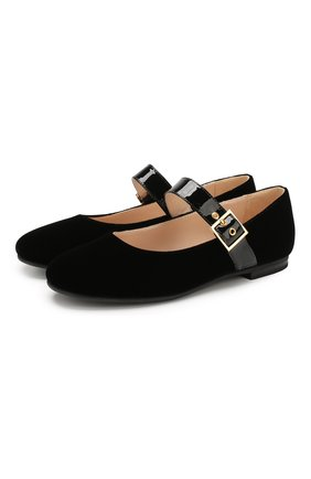Туфли с ремешком | Фото №1