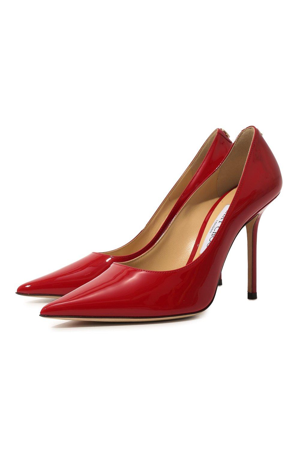 Кожаные туфли Love 100   Фото №1