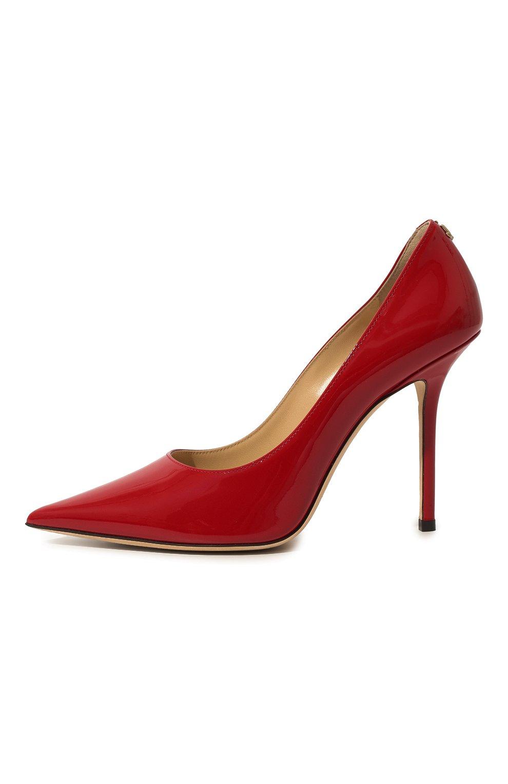 Кожаные туфли Love 100   Фото №4
