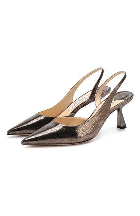 Кожаные туфли Fetto 65 | Фото №1