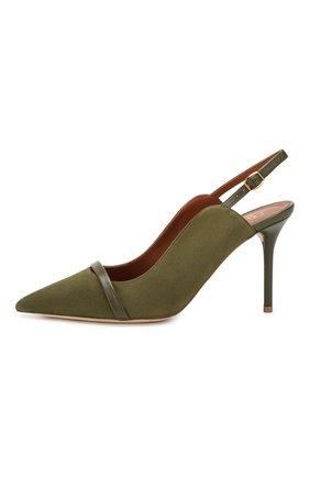 Замшевые туфли Marion   Фото №3