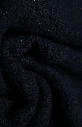 Мужские шерстяной шарф FALIERO SARTI темно-синего цвета, арт. I20 2180 | Фото 2