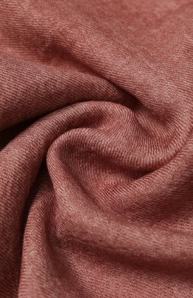 Мужские шарф из смеси кашемира и шелка FALIERO SARTI розового цвета, арт. I20 0254 | Фото 2