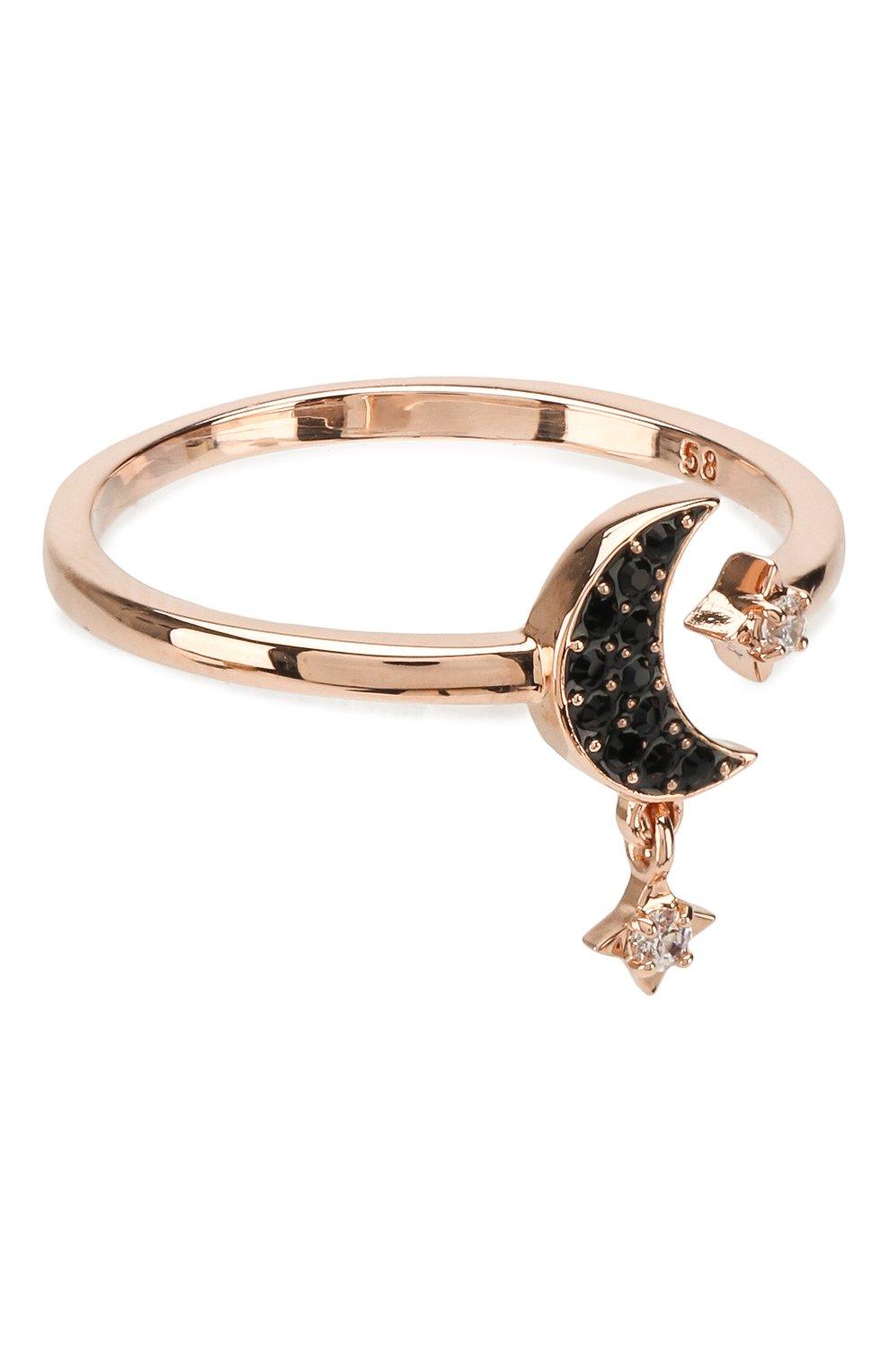 Женское кольцо symbolic moon SWAROVSKI золотого цвета, арт. 5515666   Фото 1