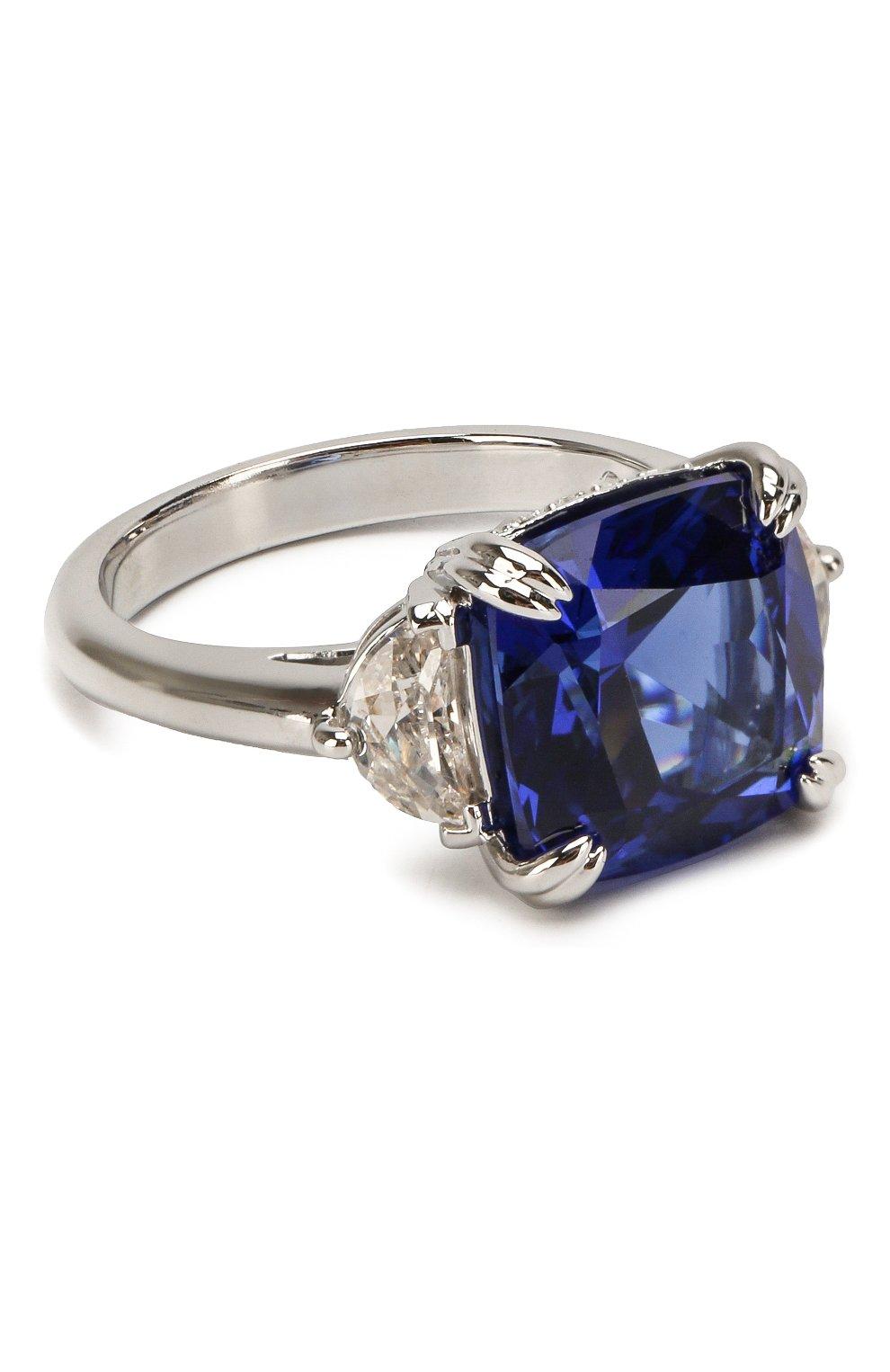 Женское кольцо attract SWAROVSKI серебряного цвета, арт. 5515711 | Фото 1
