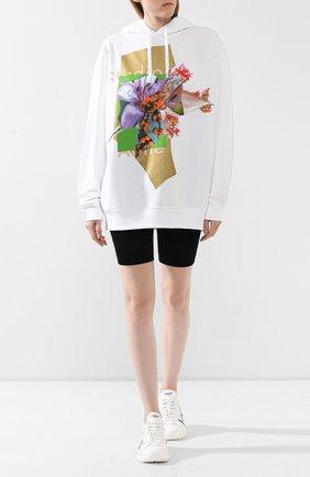 Женские шерстяные шорты MRZ черного цвета, арт. FW19-0006 | Фото 2