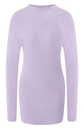 Женская свитер из смеси шерсти и кашемира JOSEPH розового цвета, арт. JF003375 | Фото 1