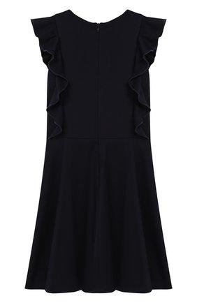 Детское платье DAN MARALEX темно-синего цвета, арт. 250514113 | Фото 2
