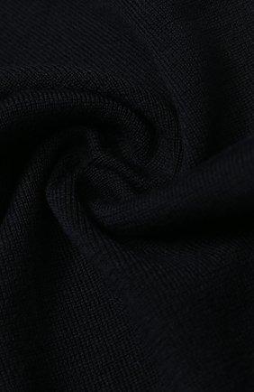 Детский шарф EMPORIO ARMANI синего цвета, арт. 404589/9A450 | Фото 2
