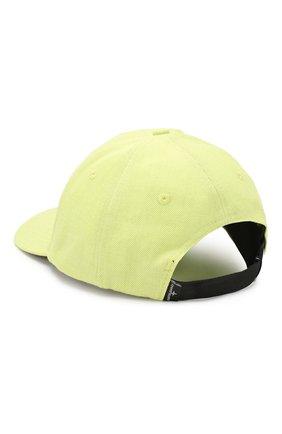 Мужской бейсболка STONE ISLAND светло-зеленого цвета, арт. 711599175 | Фото 2