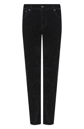 Мужские джинсы RALPH LAUREN темно-синего цвета, арт. 790752587 | Фото 1