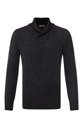 Мужской шерстяной свитер GRAN SASSO синего цвета, арт. 10107/25701 | Фото 1