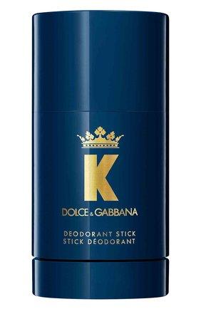 "Мужской дезодорант-стик ""k"" DOLCE & GABBANA бесцветного цвета, арт. 8400350DG | Фото 1"