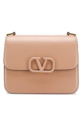 Женская сумка valentino garavani vsling medium VALENTINO бежевого цвета, арт. SW0B0F00/HFB | Фото 1