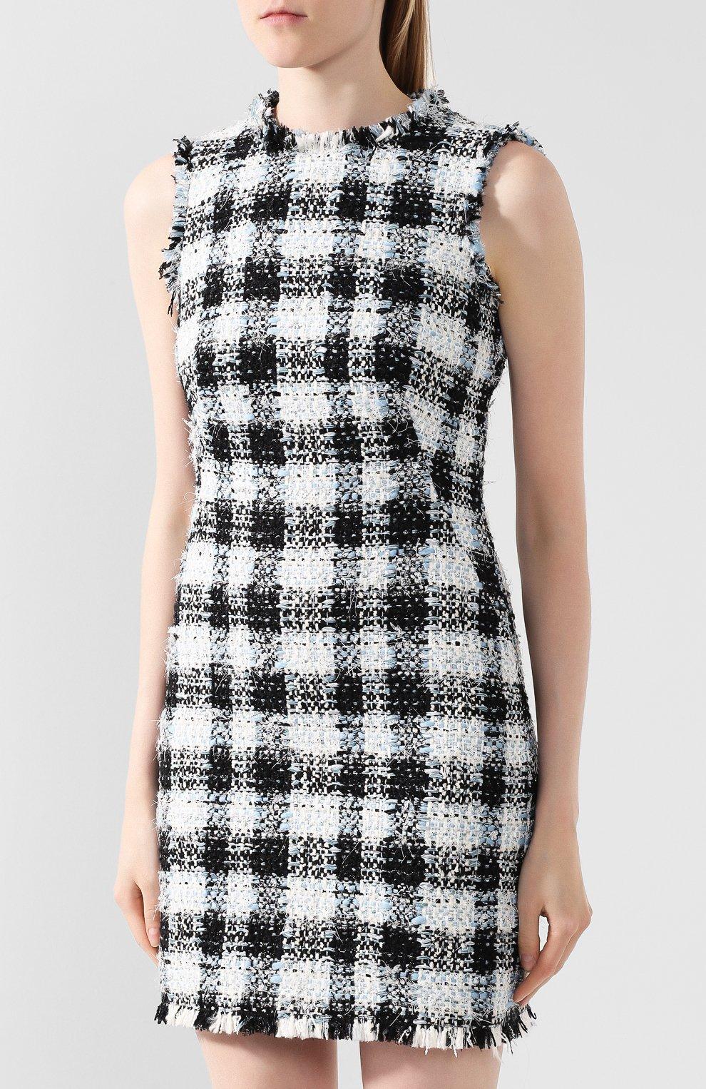 Твидовое платье | Фото №3