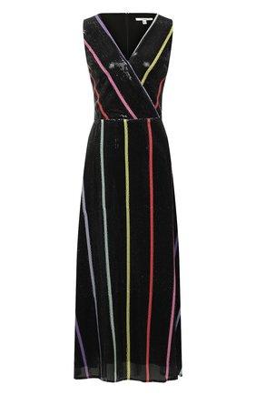 Женское платье с пайетками OLIVIA RUBIN черного цвета, арт. 0R0169/THEA DRESS | Фото 1