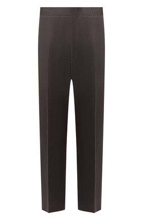 Мужской брюки JIL SANDER серого цвета, арт. JSMP310231-MP451000 | Фото 1