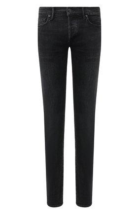 Мужские джинсы TOM FORD черного цвета, арт. BTJ14/TFD002 | Фото 1