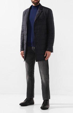 Мужские джинсы TOM FORD темно-серого цвета, арт. BTJ15/TFD002 | Фото 2