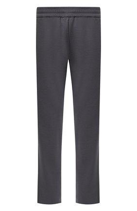 Мужской шерстяные брюки BRIONI темно-серого цвета, арт. UJBI0L/08626 | Фото 1