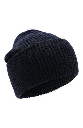 Детского шапка POLO RALPH LAUREN темно-синего цвета, арт. 313751618 | Фото 1