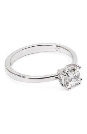 Женское кольцо attract SWAROVSKI серебряного цвета, арт. 5402435 | Фото 1