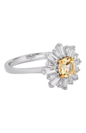 Женское кольцо sunshine SWAROVSKI серебряного цвета, арт. 5482701 | Фото 1