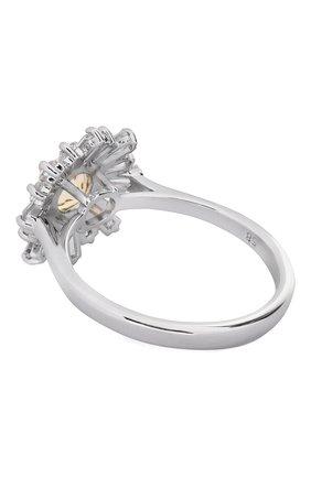 Женское кольцо sunshine SWAROVSKI серебряного цвета, арт. 5482701 | Фото 2