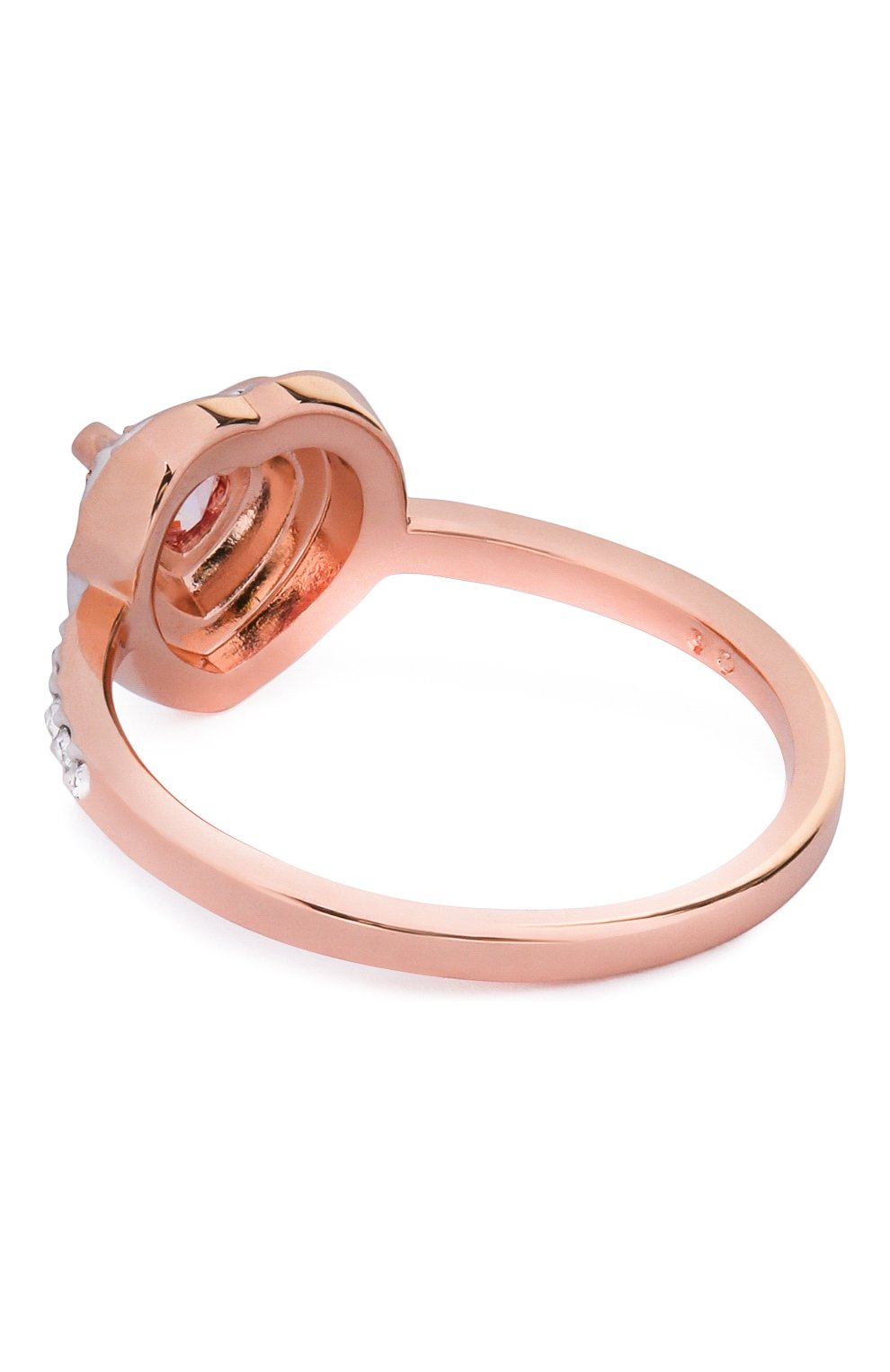 Женское кольцо one SWAROVSKI золотого цвета, арт. 5439315   Фото 2