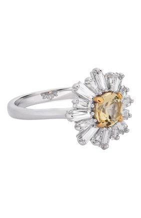 Женское кольцо sunshine SWAROVSKI серебряного цвета, арт. 5472481 | Фото 1